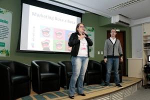 Em abordagem geral sobre marketing boca a boca, Camila destaca proposta de Leitura Grátis